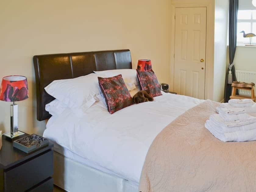 Master bedroom | Waterside, Warkworth