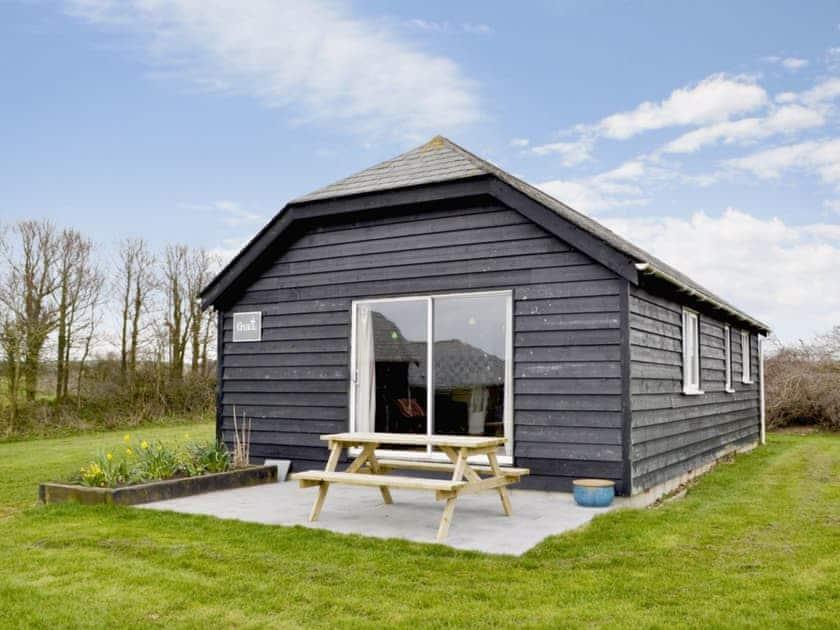 Trewetha Farm Lodges - Gull Lodge