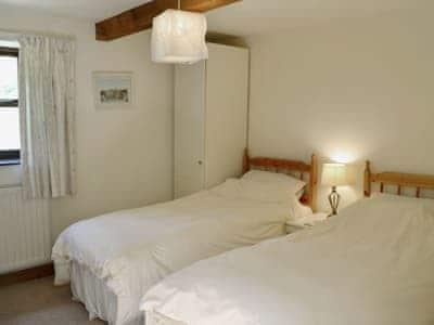 Twin bedroom   Fossdale House, Simonstone near Hawes