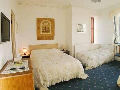 Bedroom | Braefield, Portpatrick