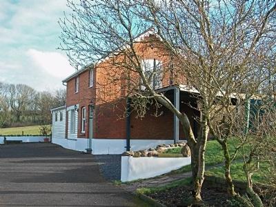 Exterior | Parc Y Bryn Lodge, Ferryside