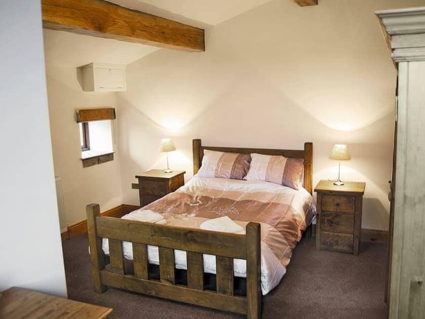 Double bedroom | Hutter Hill Barn West, Silsden near Skipton