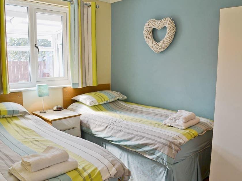 Twin bedroom | Coastal Retreat, Beadnell