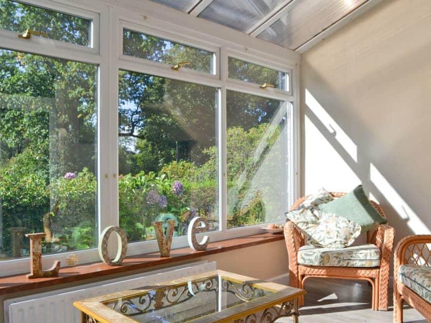 Conservatory | Corner Cottage, Troutbeck Bridge, near Windermere