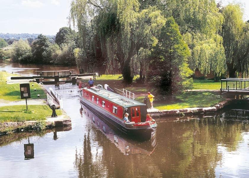 Brook Line Narrowboats