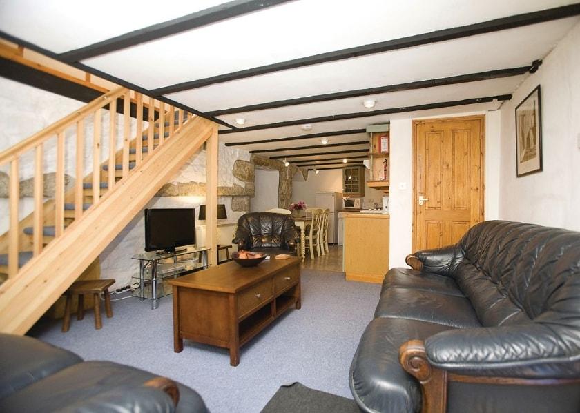 Regent Cottage sitting room | Regent Cottage, Mousehole