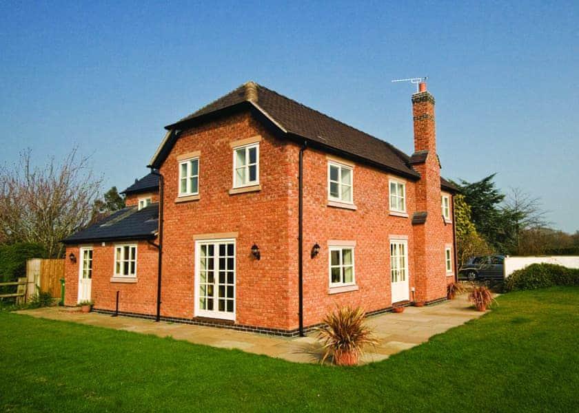 Brook Farm Cottage | Brook Farm Cottage, Minshull Vernon, Nantwich