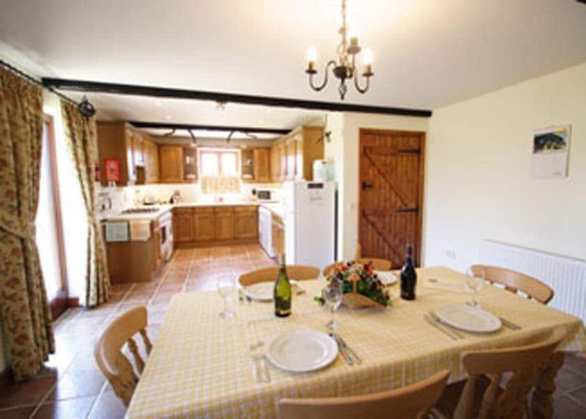 Purlin Barn kitchen/dining room | Purlin Barn, Runcton Holme