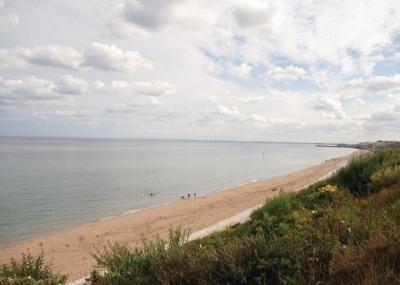Bridlington beach | Wilson's Find, Sewerby, nr. Bridlington