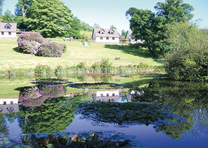 The setting of Rosecraddoc Manor | Nr. Liskeard