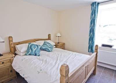 Smithy Barn double bedroom | Smithy Barn, Betws-Yn-Rhos, Conwy