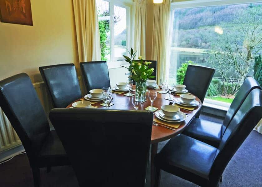 Ty-Llyn dining room | Ty-Llyn, Cwm Rheidol