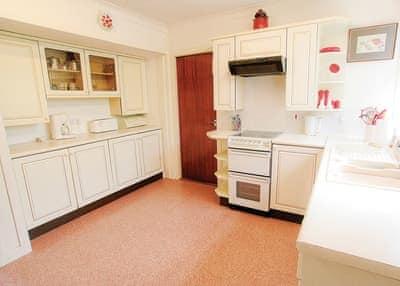 Rockcliffe kitchen   Rockcliffe, Tarbert, Loch Fyne