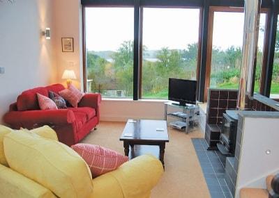 Achabeg sitting room | Achabeg, Inverlussa, nr. Achnamara