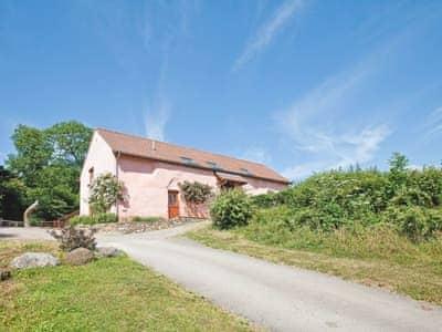 Exterior | Ashcombe - The Cider Barn, Ashcombe, nr. Dawlish