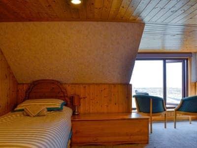 Single bedroom | Seaview Cottage, Port William, Newton Stewart