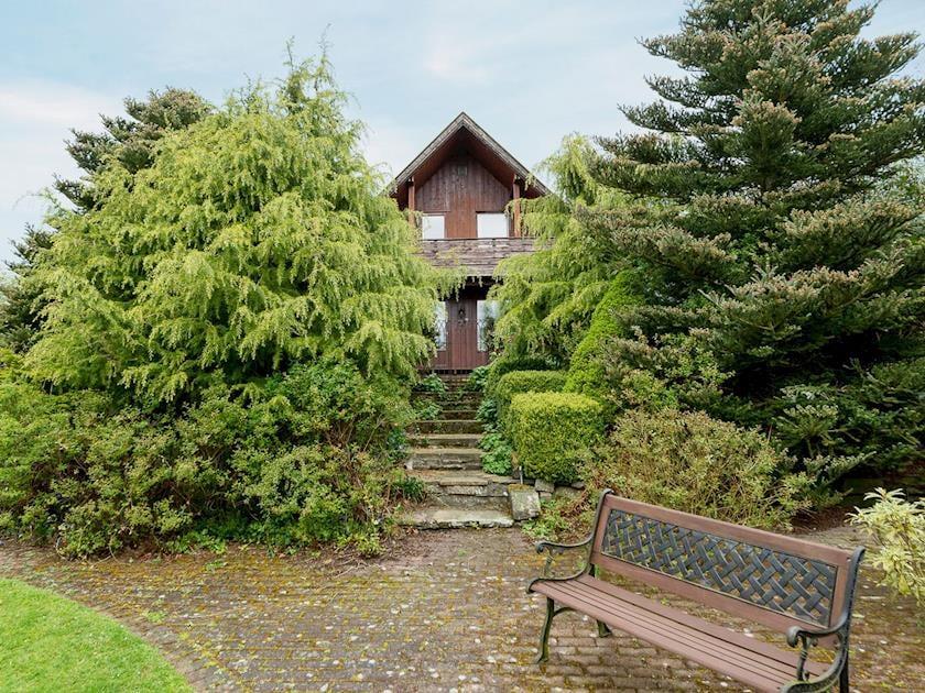 Hadrian's Garden Cottage