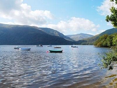 Loch Lomond | Loganberry Lodge, Rowardennan