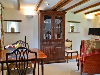 Dining Area | Cider House Cottage, Prestbury, nr. Cheltenham
