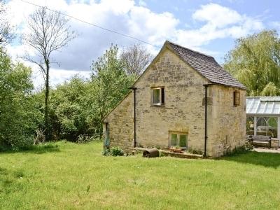Garden | Cider House Cottage, Prestbury, nr. Cheltenham