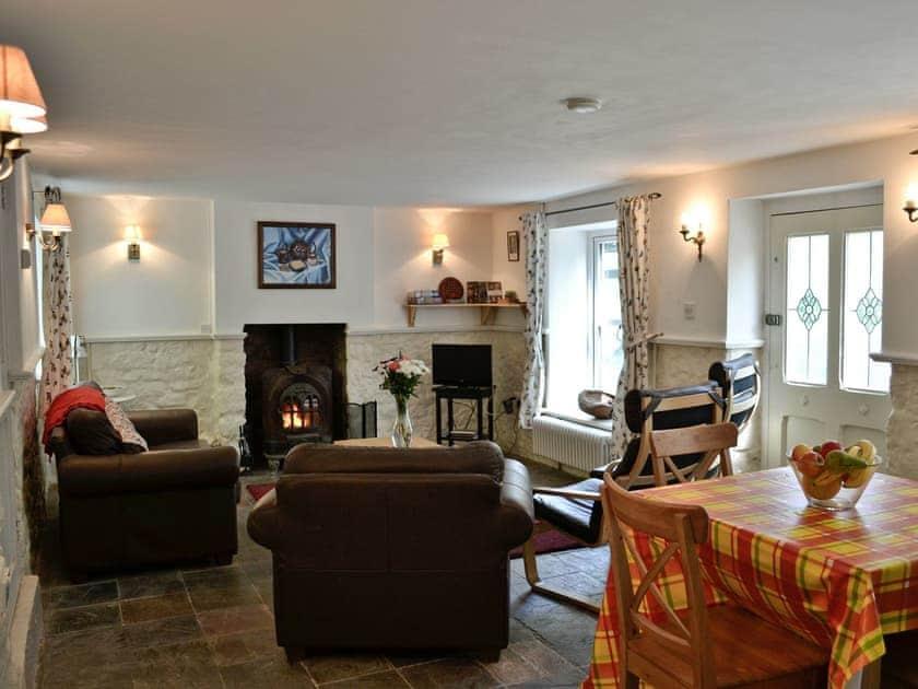 Living room | Bridge Cottage, Penallt, Monmouthshire