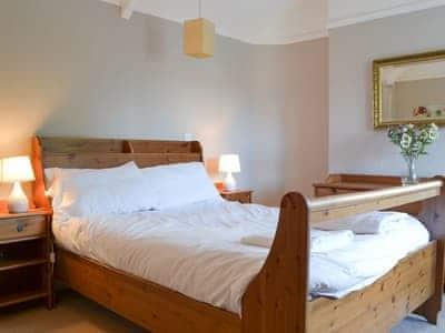 Double bedroom | The West Wing - Bridge House Cottages, Corbridge, near Hexham