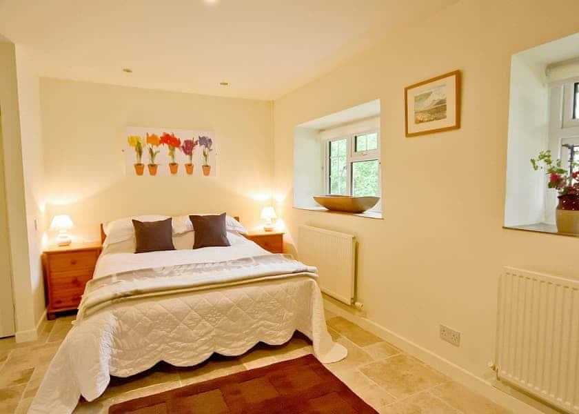 Double bedroom | Spring Cottage, Brockweir
