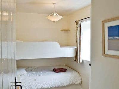 Bunk bedroom | Coach House Cottage, Buckden, Grassington