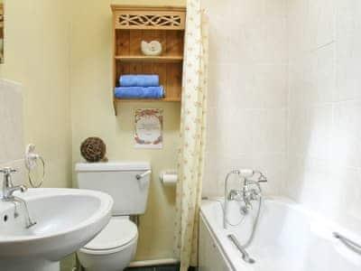 Bathroom | Ganny Cottages - Ganny House, Birkerthwaite, Birkermoor