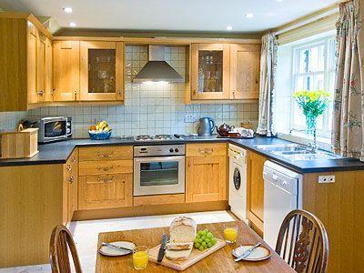 Kitchen/diner | Hungate Cottages - Lockton, Pickering