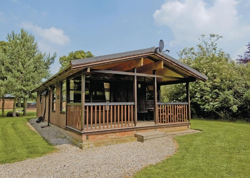 Exterior | Spruce Lodge , Charlcot, nr. Masham