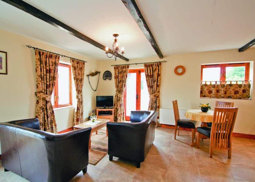 Living room | Lintel Barn, Runcton Holme