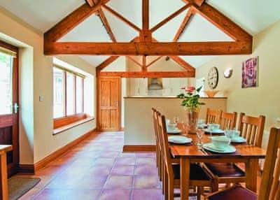 Dining room   Amberleigh, Sutton-under-Whitestonecliff, nr. Thirsk
