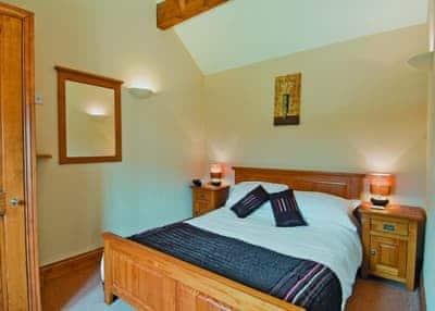 Double bedroom   Amberleigh, Sutton-under-Whitestonecliff, nr. Thirsk