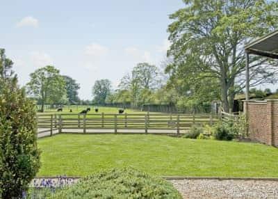 Garden   Amberleigh, Sutton-under-Whitestonecliff, nr. Thirsk