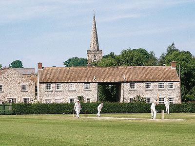 KAL on right | Hungate Cottages - Lockton, Pickering