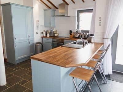 Kitchen | Beach Bay Cottage, Carnish, Uig, Isle of Lewis