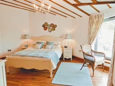 Double bedroom | Beach Bay Cottage, Carnish, Uig, Isle of Lewis