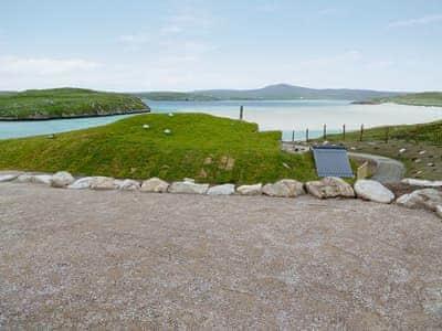 View | Beach Bay Cottage, Carnish, Uig, Isle of Lewis