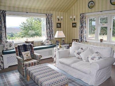 Living room | Lairg Estate - Reid's Cottage, Lairg