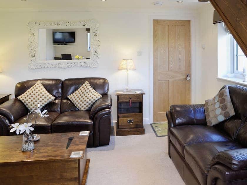 Living room/dining room | Cherry Blossom Cottage, Kettlesing near Harrogate