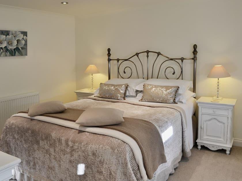 Double bedroom | Cherry Blossom Cottage, Kettlesing near Harrogate