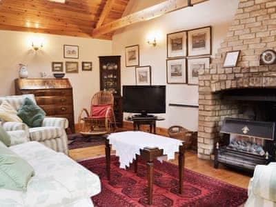 holiday let Soham, near Ely, Cambridgeshire Netherall Manor Lodge
