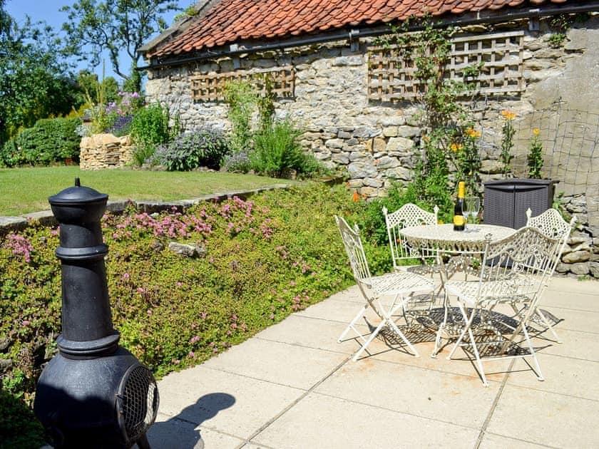 Garden and grounds   Honeysuckle Cottage, Helmsley, York