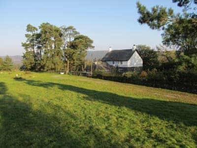 Exterior   Crook Farm , Torver, nr. Coniston