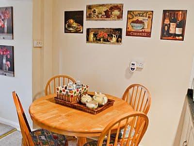 Dining room | Bridge House Cottages - The Coach House, Corbridge