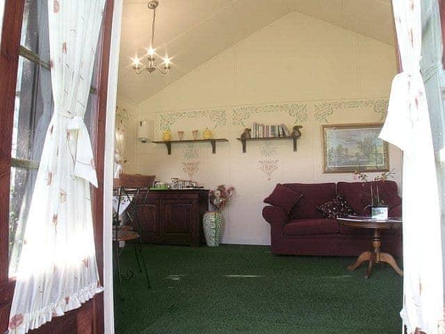 Summerhouse interior | Moorlands Cottage, Levisham