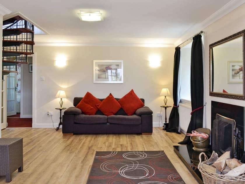 Living room | Auchendennan  - Burnbeag, Arden, Alexandria
