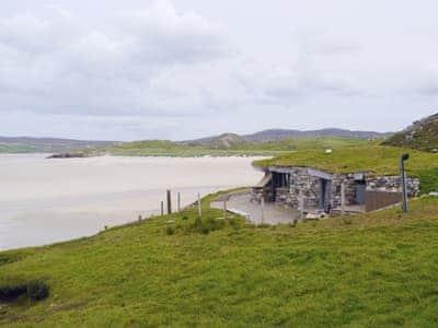 Exterior | Beach Bay Cottage, Carnish, Uig, Isle of Lewis