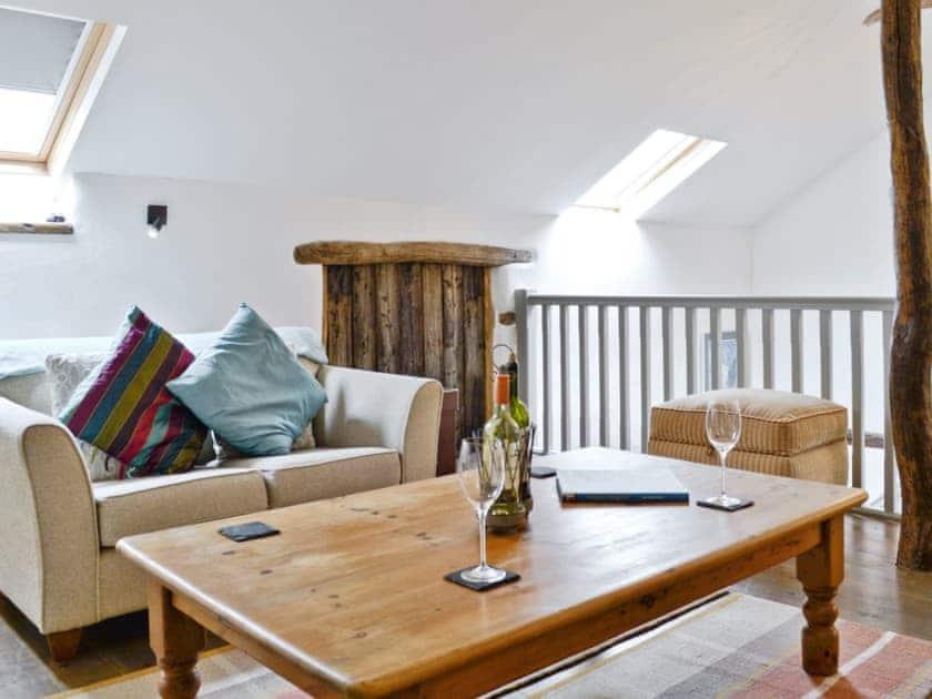 Living room | The Shippen, Patchole, nr. Barnstaple